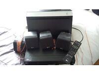 LG DVD Surround Sound System, / Home Cinema