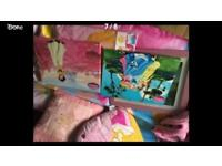 Large Disney princess bedroom bundle
