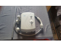 10.5Kw Electric Shower Triton Cara Very Light Use