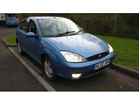 Ford focus 1.6 Automatic New Mot