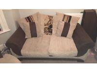 Swivel sofa and 2 seater sofa!!