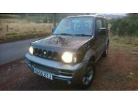 Suzuki jimny 1.3vvti 4x4 reduced for quick sale
