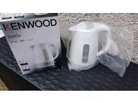 Kenwood white kettle