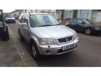 Cheap Honda CRV 4×4 Automatic very nice and clean £599 ONO!!