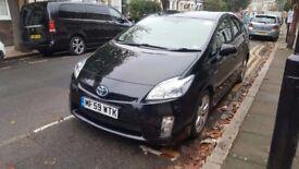 Toyota Prius 2009 - T Spirit 1.8 - Hybrid Petrol - FSH - Black