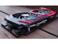 MSI | GTX 1060 | OC | 3GB | Gaming X Eidition | Special Edition | VERY GOOD CONDITION