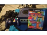 Nintendo gamecube (collection only)