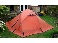 Coleman Nashoba Expedition. Rare 2-person 4-season geodesic mountaineering tent