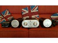 Musical fidelity x-a50 mono block power amps and x-p100 pre amp