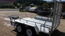 TANDEM 3200 X 1950MM ATV MOWER TRAILER WITH RAMP 2000KG RATED Palmwoods Maroochydore Area Preview