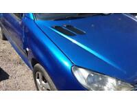 Breaking Peugeot 206