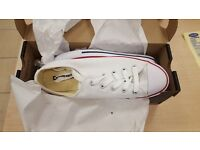 Brand New Boxed Converse Dainty ox Ladies trainers Size 5