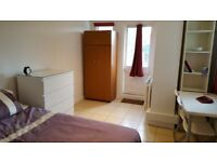 BRIGHTLY DOUBLE ROOM WEEKLY CLEANING SERVICE INCLUDED MANOR HOUSE ZONE 2