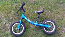 Zooom Balance Bike in Excellent Condition