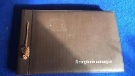 Rare Ww2 German photo album occupation of Norway