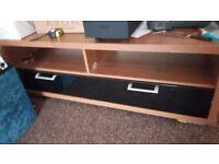 2 draw tv stand