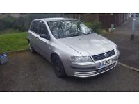 FIAT STILO 1.6 2003 *LOW MILEAGE*