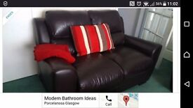 2x two seater sofas (Debenhams)
