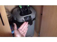Tetratec EX1200 plus Filter tank external filter