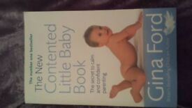 The New Contented Little Baby Book by Gina Ford.. Great condition