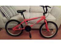 BMX TRAX BIKE.NEW CONDITION. Good enough for Christmas present