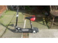 ELECTRIC SCOOTER [SPARES OR REPAIR]