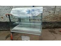 Commercial catering cake patisserie display fridge Excellent condition