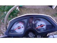 125 apache sinnis moped/motor bike/scooter £1,300 ovno