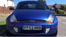 FORD STREETKA 1.6L 2dr Convertible Low Millage