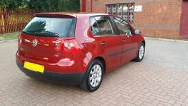 VW GOLF 1.9TDI *FULL MAIN DEALER & SPECIALIST SERVICE HISTORY!*NOT BMW, AUDI, VAUXHALL, SKODA, FORD