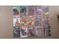 Spawn comics issues 46 to 60 mint condition