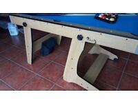 Pool table (5 x 3 ft)