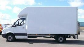 24/7 MAN AND VAN WITH TAIL LIFT REMOVAL SERVICE HOUSE + OFFICE + FLAT + BIKE+ REMOVAL SERVICE