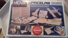 Spacelab Space Science Discovery Set - NEW (Sealed) - Perfect for school projects - BUYER TO COLLECT