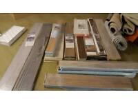 Laminate Flooring ( GONE PENDING UPLIFT TOMORROW)