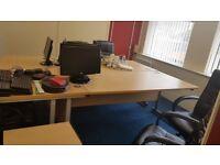 Home/office desk 160x80