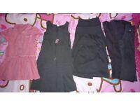 Girls school uniform age 4-5