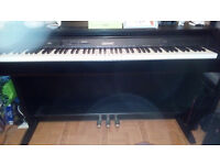 CELVIANO AP-250 Piano..excellent condition 18 months old..Many great features, digital recording etc