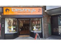 Barber required for a new hairdressing salon