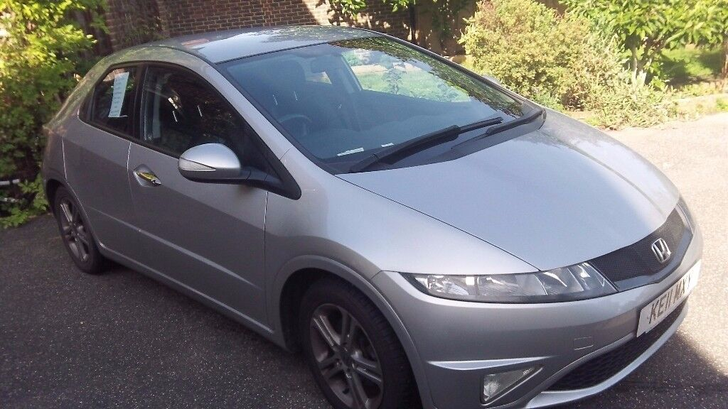Genuine low mileage Honda Civic, Oct.18 MOT Honda 6 year service completed in June