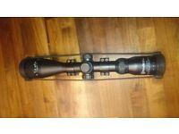 Nikko Stirling Mountmaster Side IR 3-8x40 Rifle Scope