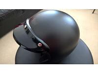 ARAI Freeway Open Face Crash Helmet Size XL Matt Black