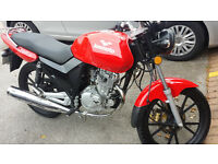 Lexmoto 125cc Very low Mileage Perfect Commuter
