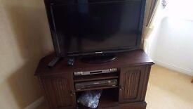 Jaycee corner tv unit