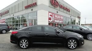 2013 Kia Optima EX Luxury at Fully Loaded!