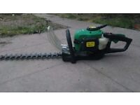 Gardenline petrol hedge trimmer