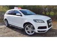 Audi Q7 3.0 TDI S Line Plus Quattro 5dr - One Owner