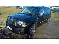 4x4 jeep patriot with 2l vw engine