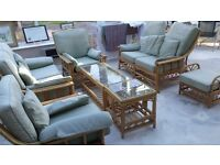 Conservatory 8 piece furniture set