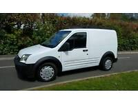 Ford transit connect 1.8tdci 07 88k fsh clean van